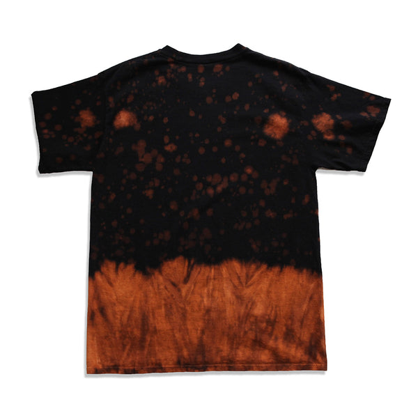 Vaya Con Dios Vintage Tie Dye Orange Tee - Low Stock