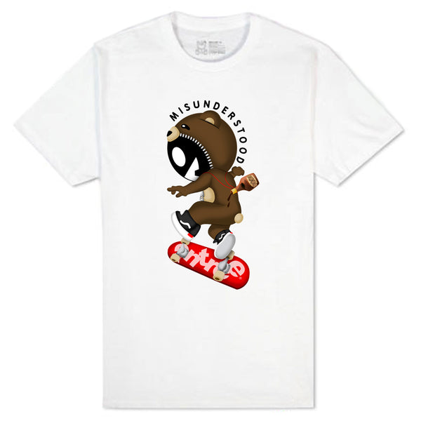 Teddy Hawk White Tee