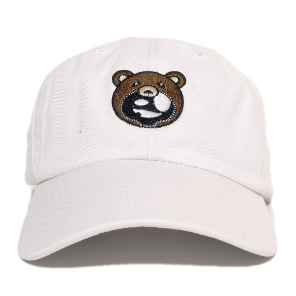 Entree LS Misunderstood Teddy Logo Dad Hat In White - Just Restocked