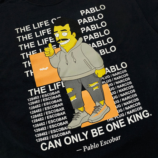 The Life Of Pablo Black Tee
