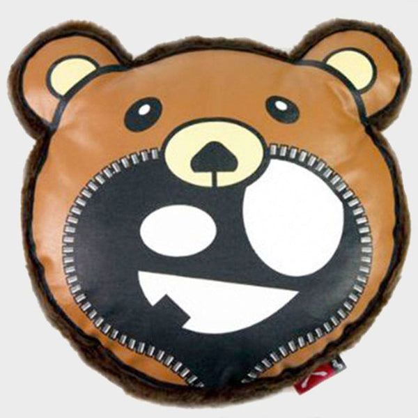 Entree LS Teddy throw pillow