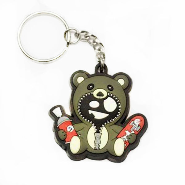 Entree LS Misunderstood classes teddy key chain