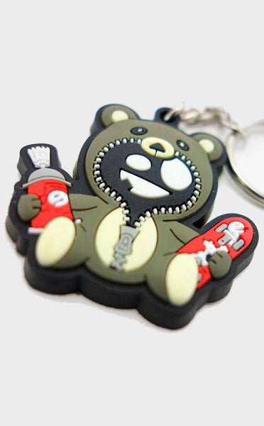 ACCESSORIES - Misunderstood Classes Teddy Key Chain