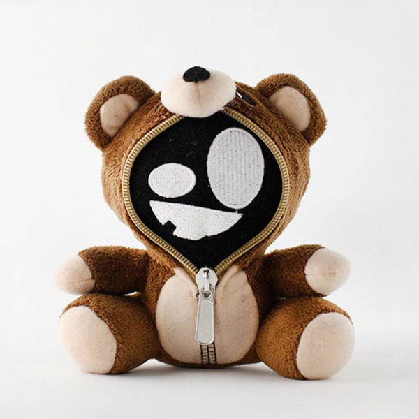 Misunderstood teddy plush 5 Inch doll
