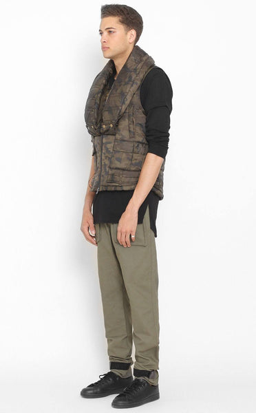 OUTERWEAR - UNKNOWN AVIATOR BUBBLE VEST