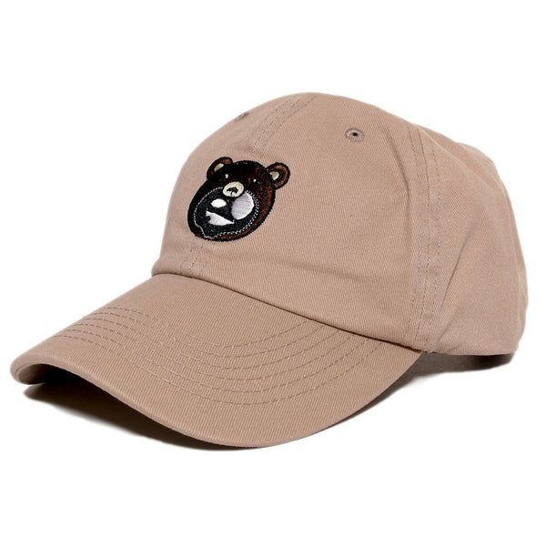 Entree LS Misunderstood Teddy Logo Dad Hat In Khaki