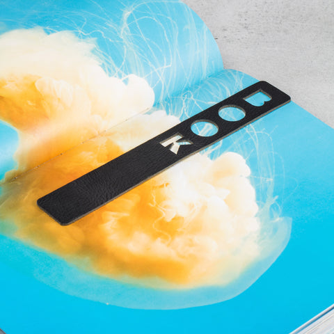Bookmark Book Carbon Black