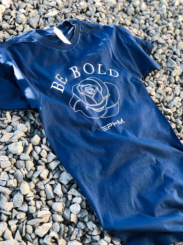 BE BOLD Crop or Full Length