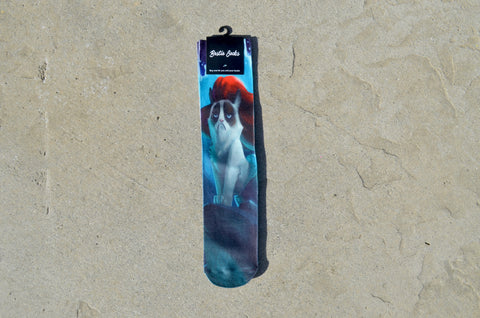 DOG MERMAID SOCKS
