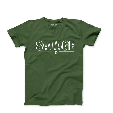 BB Savage tee