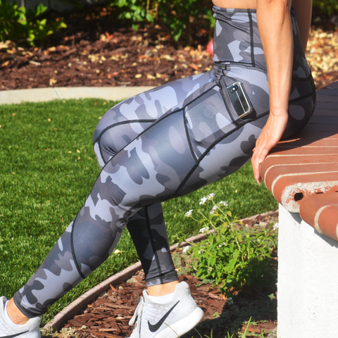 TACTICAL CAMO LEGGINGS