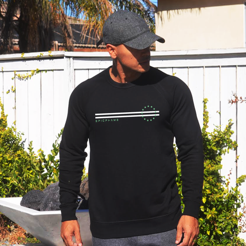 Black Crewneck Limited