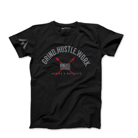 GRIND.HUSTLE.WORK Tee