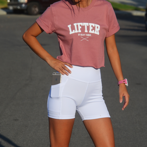 LIFTER CROP TOP