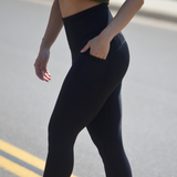 REFLECTION LEGGINGS BLACK MAMBA