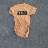 NEW SAVAGE CROP TOP SAND CASTLE