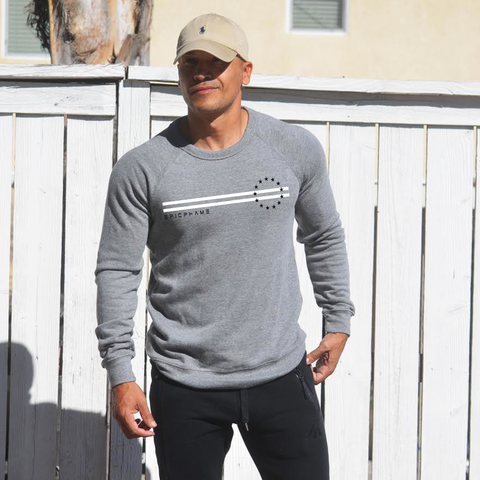 Gray Crewneck Limited