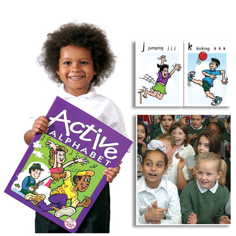 Active Alphabet Big Book