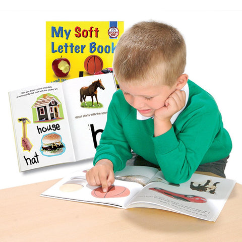 My Soft Letter Book (Print)