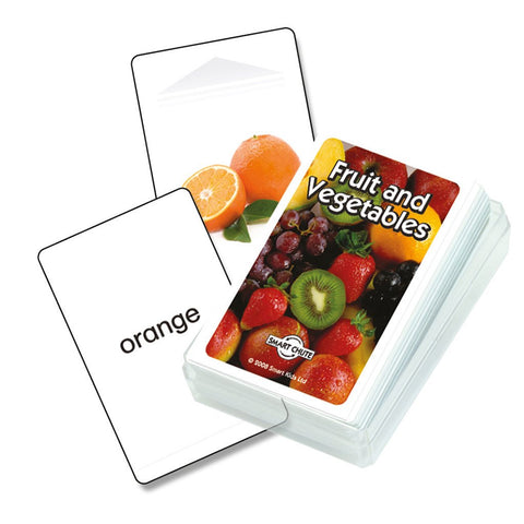 Fruit and Vegetables Chute Cards