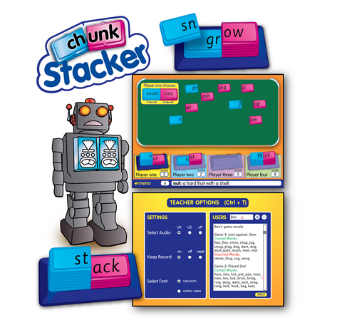 Chunk Stacker Interactive Download