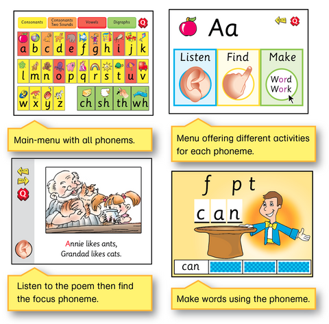 Smart Phonics 1 Software Download