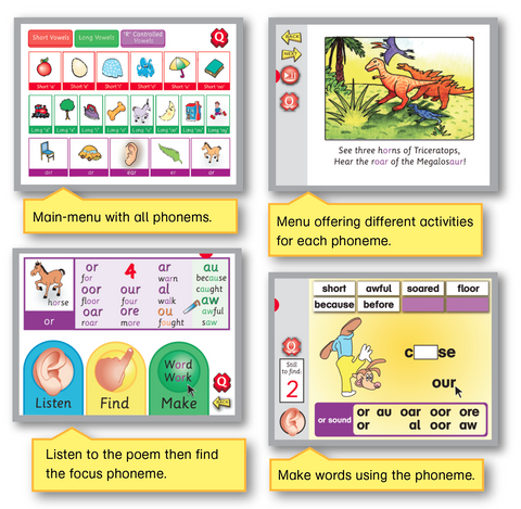 Smart Phonics 4 Software Download