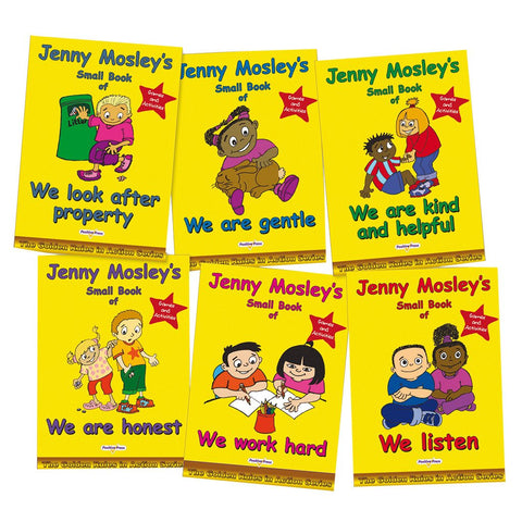 Golden Rules Story Books