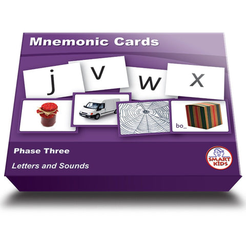 Mnemonic Cards - Phase Three