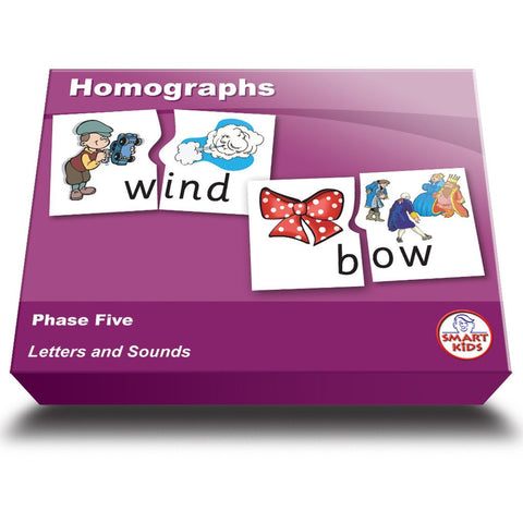 Homographs - Phase Five