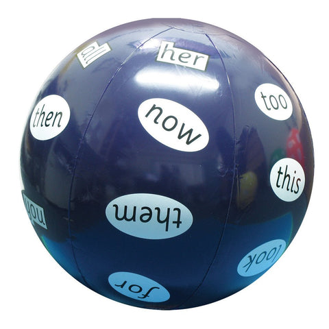 High Frequency Word Ball Phase 3