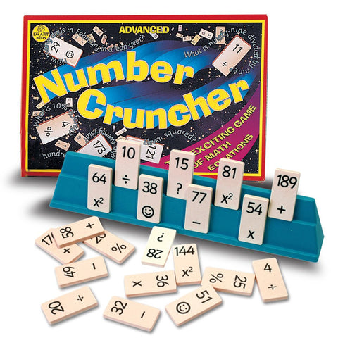 Number Cruncher - Advanced