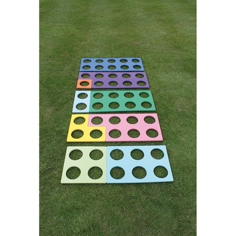 Numicon Giant Foam Shapes