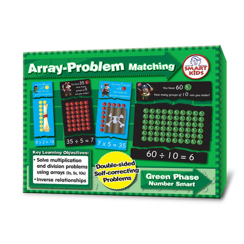 Array Problem Matching