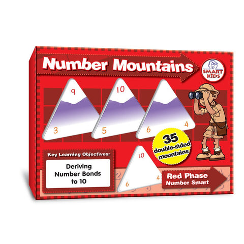 Number Mountains to 10