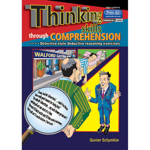 Thinking Skills Through Comprehension- Upper