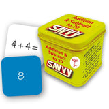 Savvy Maths Games