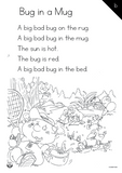 Letters and Sounds Decodable Poems