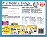 Household Sounds Bingo
