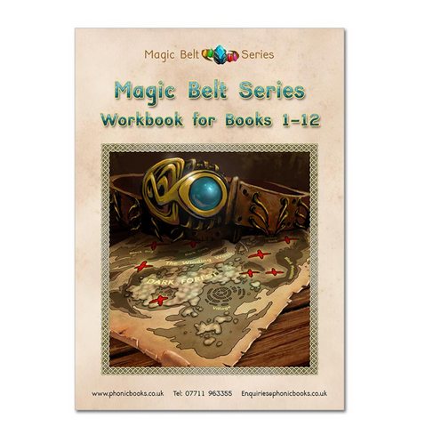 Magic Belt Series Workbook
