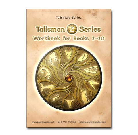 Talisman Series 2 Workbook