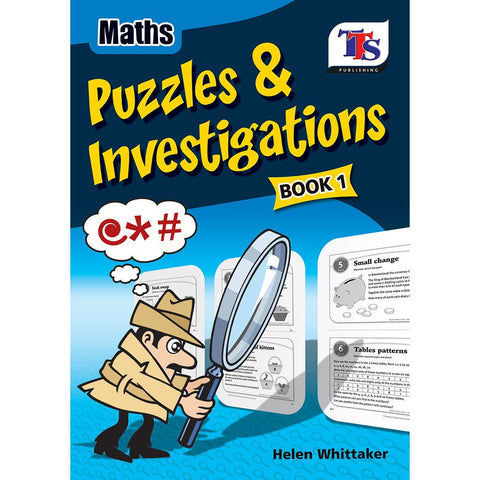 Puzzles and Investigations Book 1