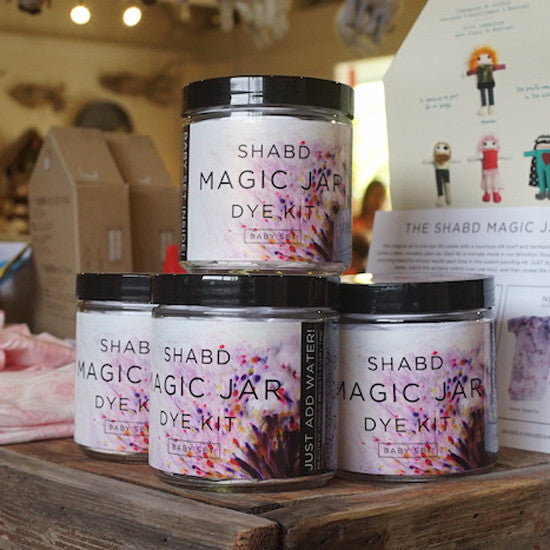 Magic Jar Dye Kit