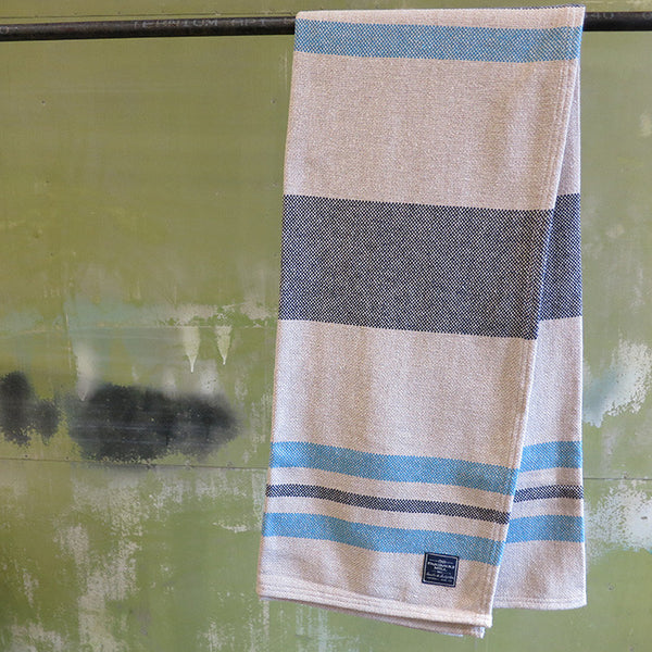 Recycled Cotton Throw Blanket