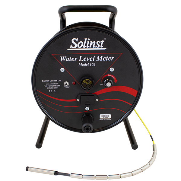 Solinst Model 102 P10 Probe Water Level Meters