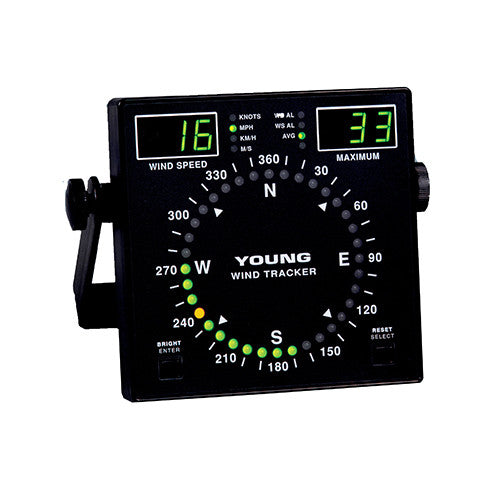 YOUNG Wind Tracker