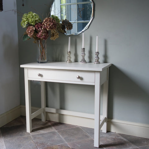 Teffont Painted Hall Console Table