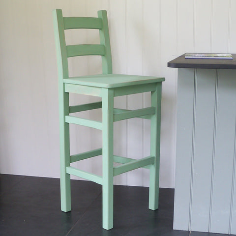 painted bar chair