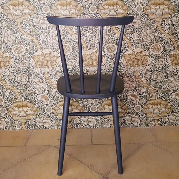 Painted Stick Back Chair