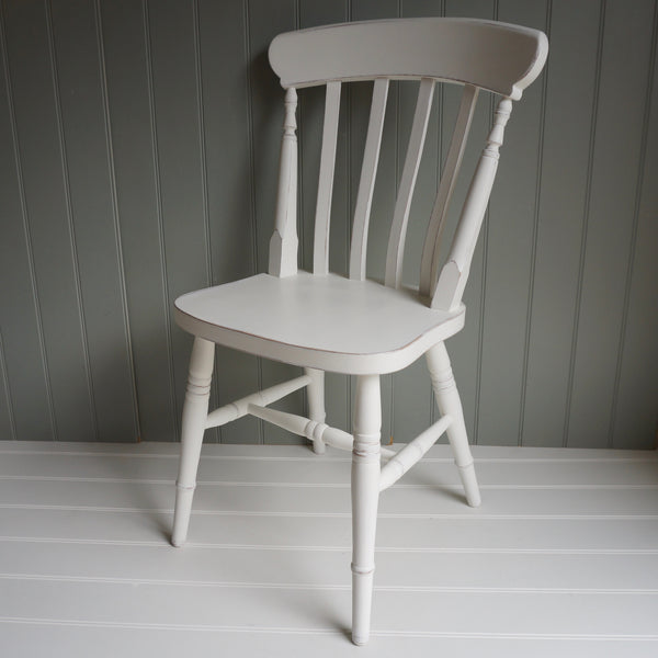 painted cottage chair